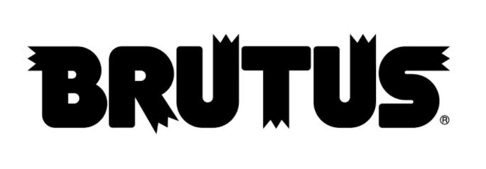 ブルータスのロゴ
